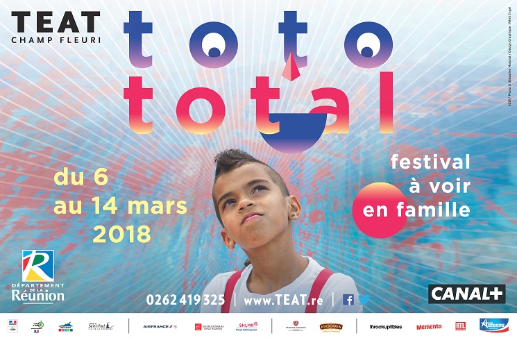 illustration de FESTIVAL TOTO TOTAL
