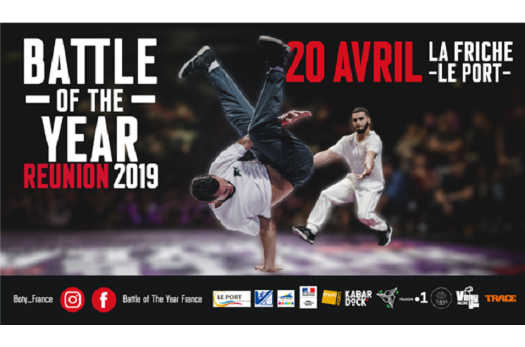 illustration de Battle Of The Year