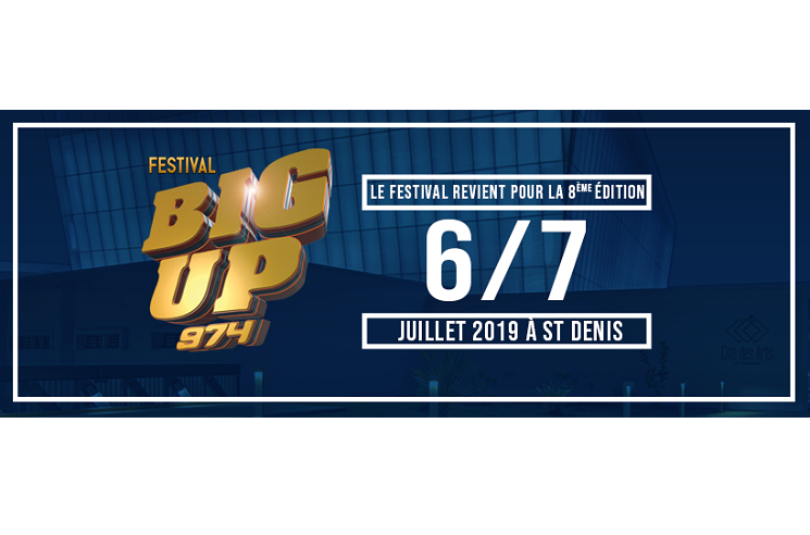 illustration de FESTIVAL BIG UP 974