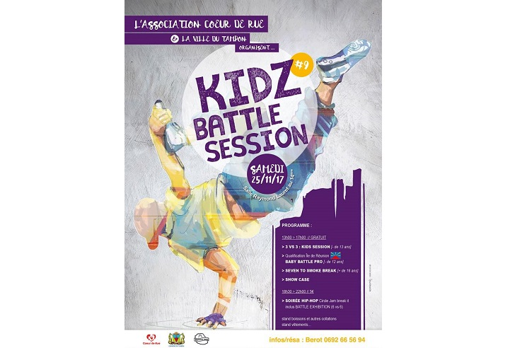 illustration de KIDZ BATTLE SESSION