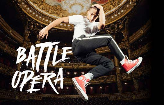 illustration de BATTLE OPERA