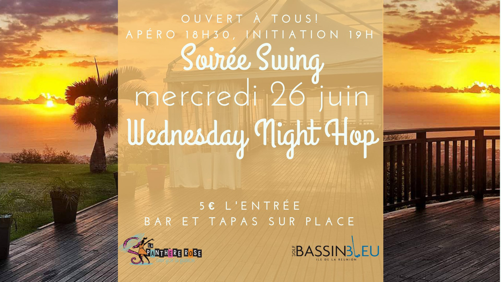 illustration de Soirée Swing! Wednesday Night Hop