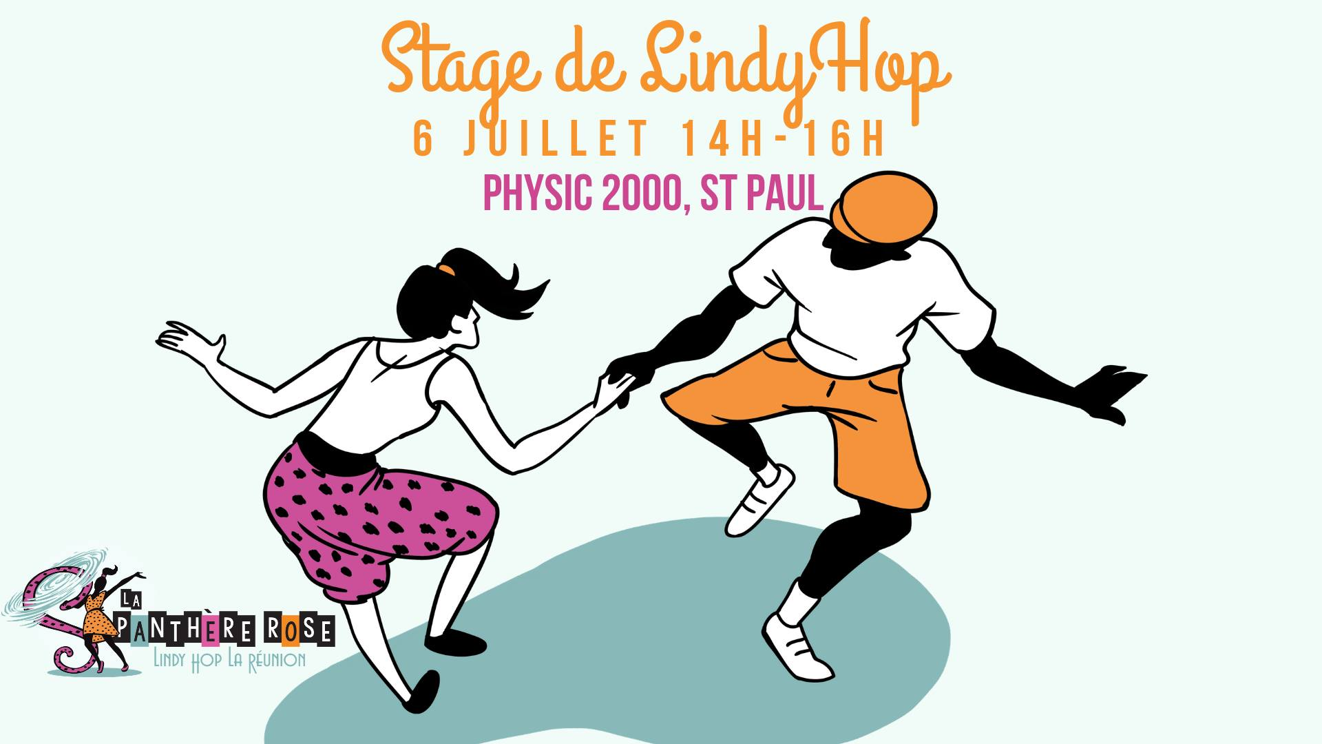 illustration de Lindy Hop : Floorcraft