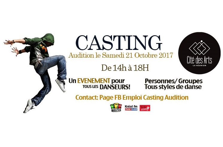 illustration de Casting Danseurs Amateurs