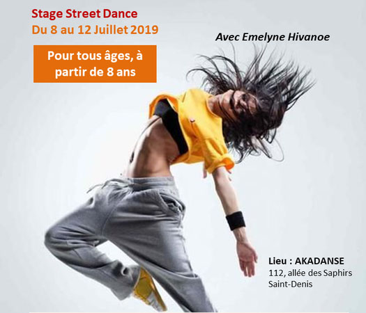 illustration de STREET DANCE