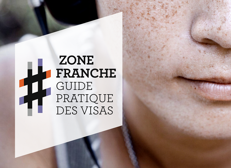 illustration de VISAS -  ZONE FRANCHE