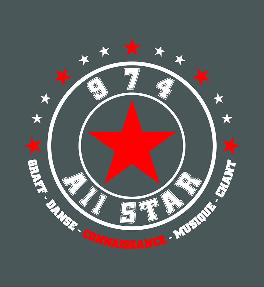 illustration de 974 ALL STAR